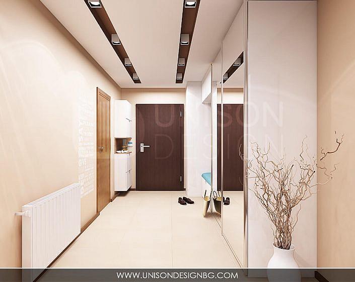 Антре-визуализация-проект-интериорен-дизайн-апартамент-antre-koridor-wizualizaciq-unison-design