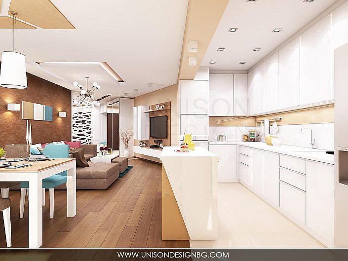 Визуализация-vizualizaciq-кухня-kuhnq-апартамент-интериорен-дизайнер-unison-design-ralica-zapryanova-1