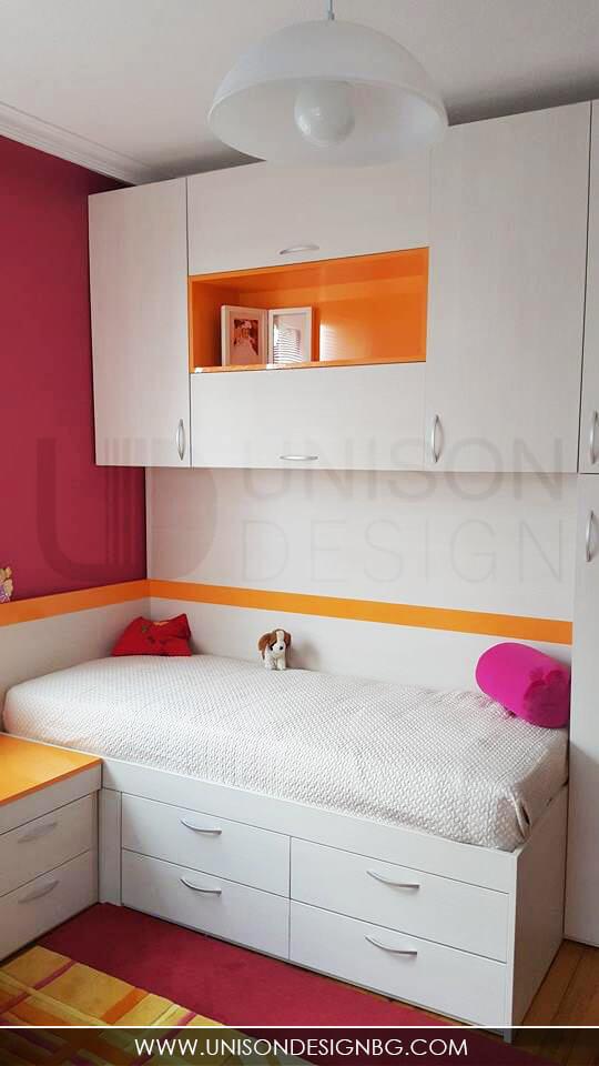 Детска-стая-момичета-обзавеждане-детски-мебели-шкафове-легло-интериорен-дизайн-мебели-по-поръчка-detska-staq-interioren-dizajn-unison-design