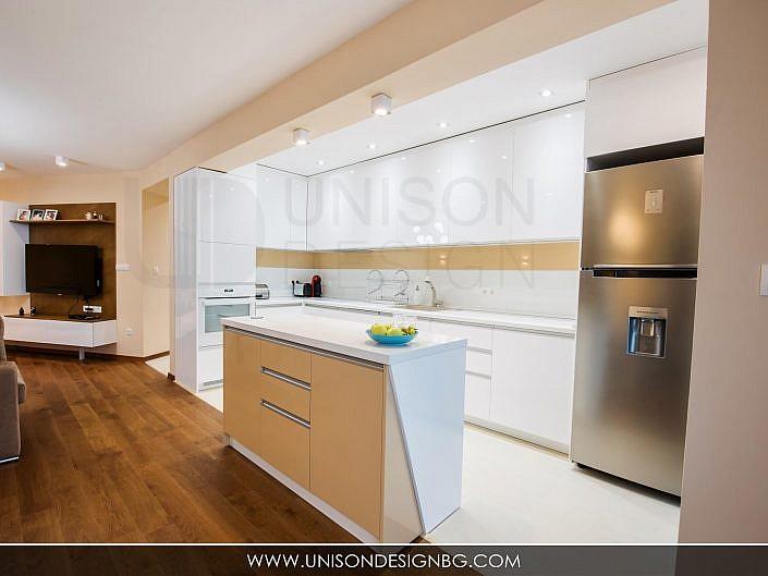Кухня-реализация-апартамент-бяла-кухня-обзавеждане-unison-design-ralica-zapryanova-1