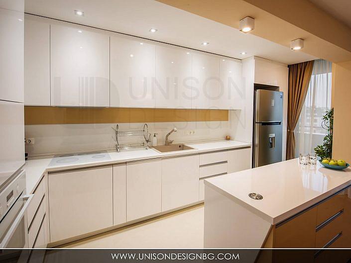 Кухня-kuhnq-реализация-realizaciq-апартамент-островен-бар-обзавеждане-unison-design-ralica-zapryanova