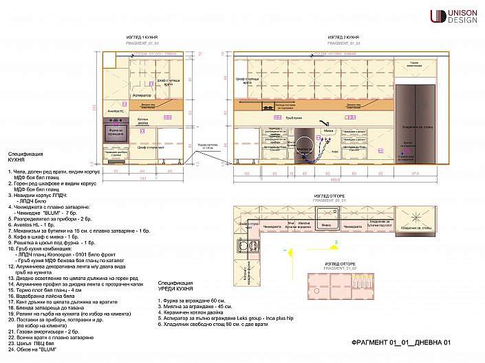 Проект-кухня-обзавеждане-proekt-kuhnq-mebeli-unison-design-унисон-дизайн