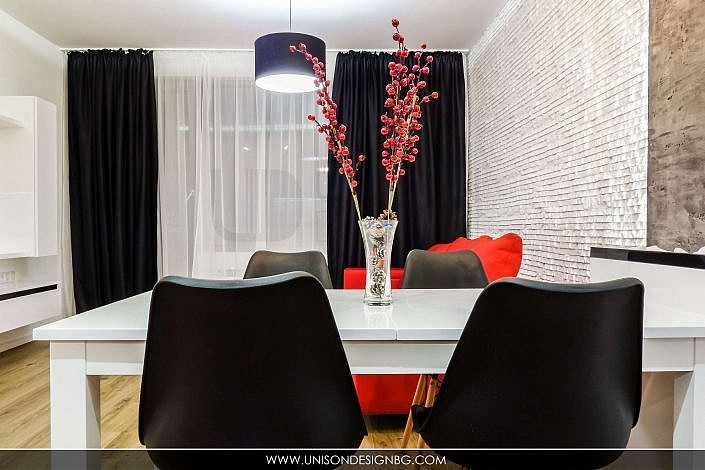 модерна-дневна-бяло-черно-червено-интериорен-дизайн-трапезария-трапезна-маса-реализация-хол-hol-dnevna-interioren-dizajn-unison-design_10g